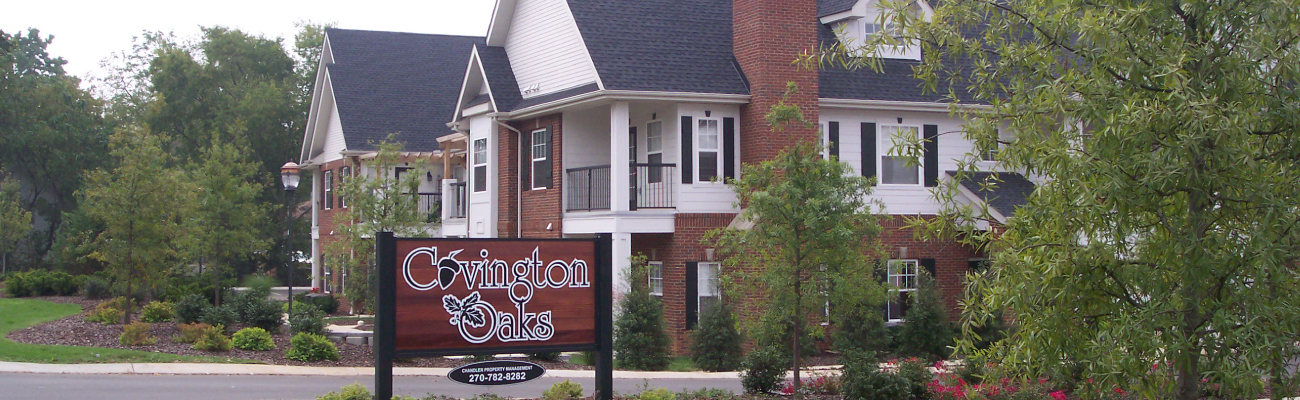 Covington Oaks Apartments Bowling Green KY Scottsville Road close to downtown Bowling Green